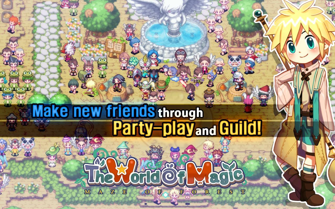 The World of Magic 2.6.2 Screenshot 10