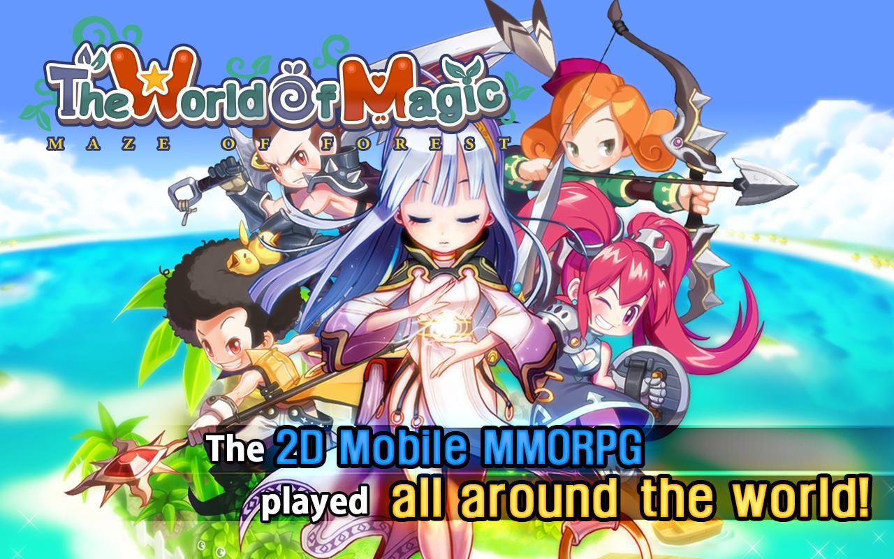 The World of Magic 2.6.2 Screenshot 6