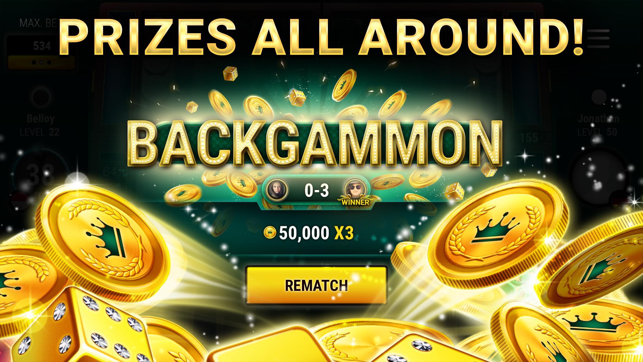 Backgammon Live - Play Online Free Backgammon 3.5.245 Screenshot 13
