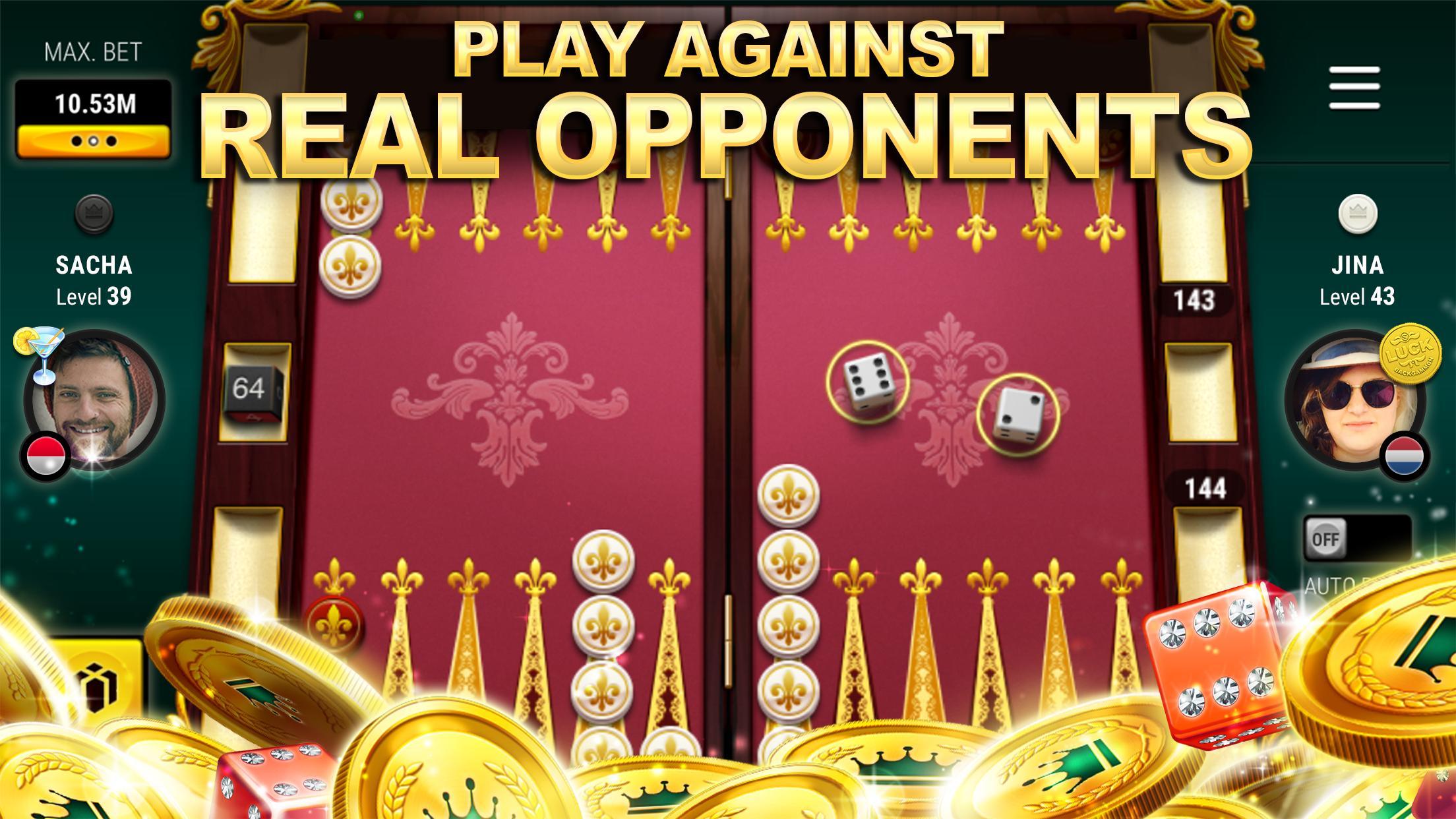 Backgammon Live - Play Online Free Backgammon 3.5.245 Screenshot 2