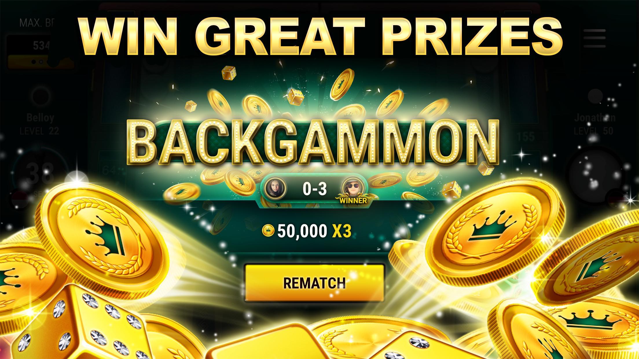 Backgammon Live - Play Online Free Backgammon 3.5.245 Screenshot 3