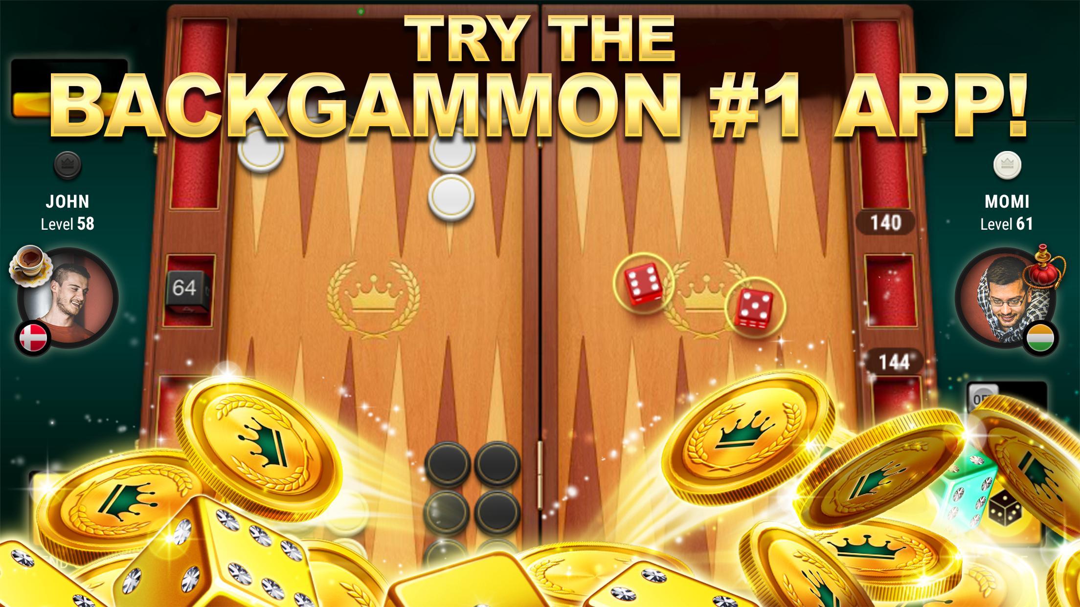Backgammon Live - Play Online Free Backgammon 3.5.245 Screenshot 5