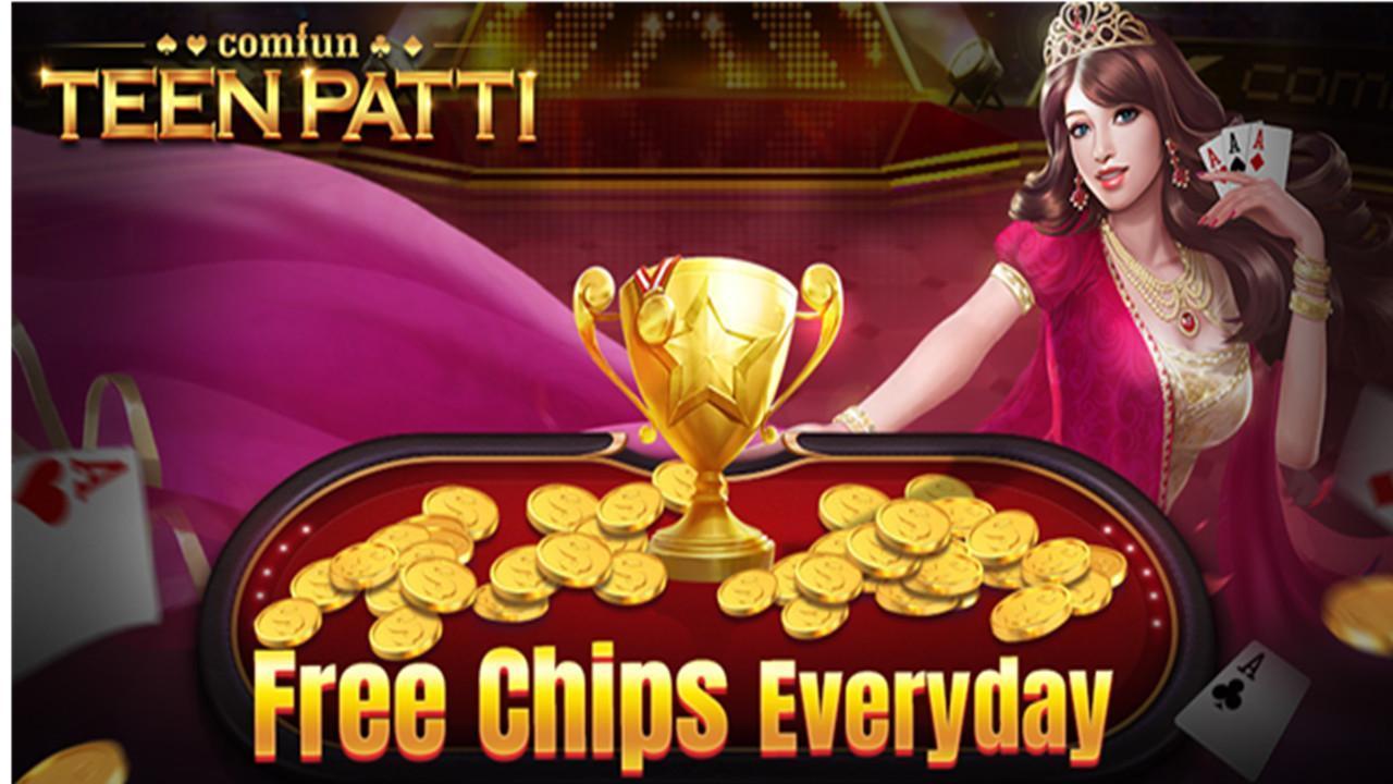 Teen Patti Comfun-Indian 3 Patti  Card Game Online 5.8.20200806 Screenshot 7
