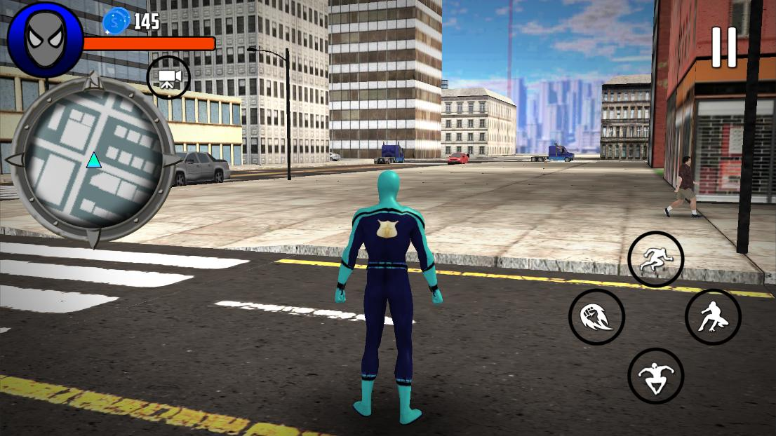Power Spider 2 Parody Game 9.3 Screenshot 1