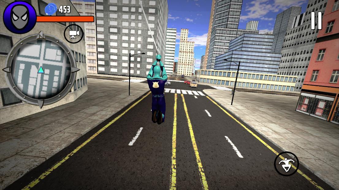 Power Spider 2 Parody Game 9.3 Screenshot 2