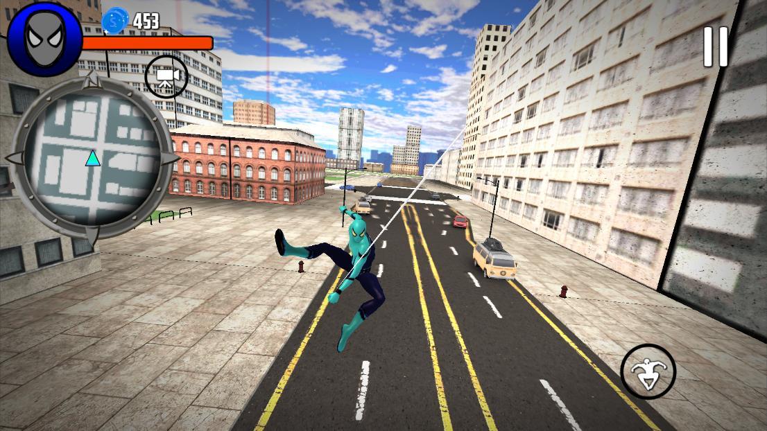 Power Spider 2 Parody Game 9.3 Screenshot 3