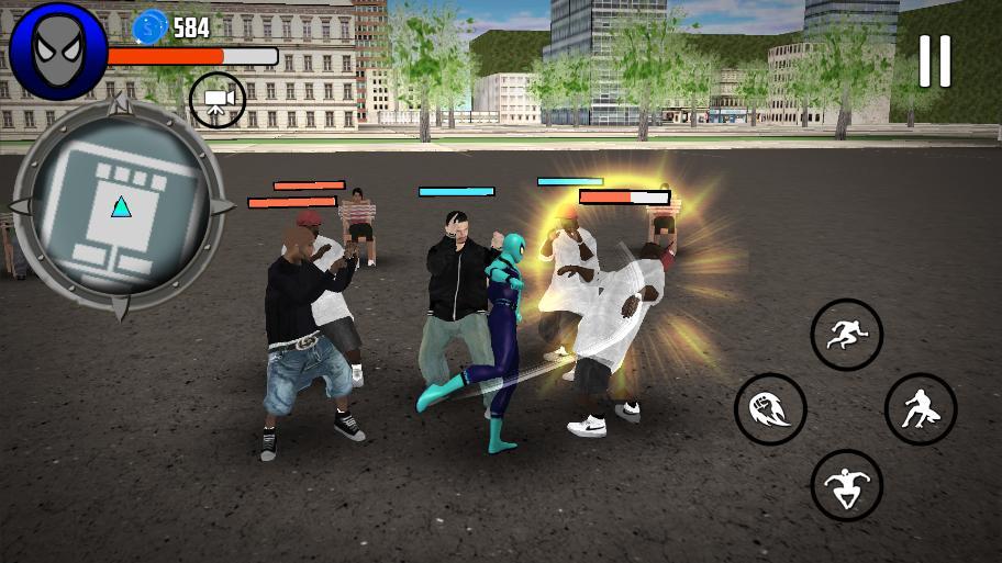 Power Spider 2 Parody Game 9.3 Screenshot 4