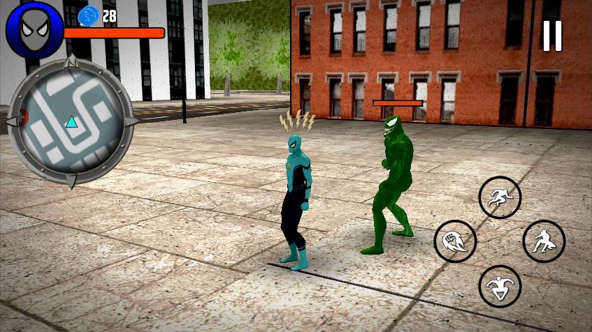 Power Spider 2 Parody Game 9.3 Screenshot 7