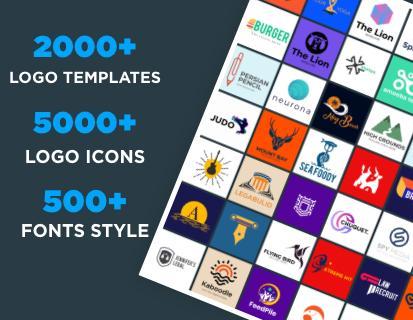 Logo Maker Free Graphic Design & Logo Templates 33.7 Screenshot 1