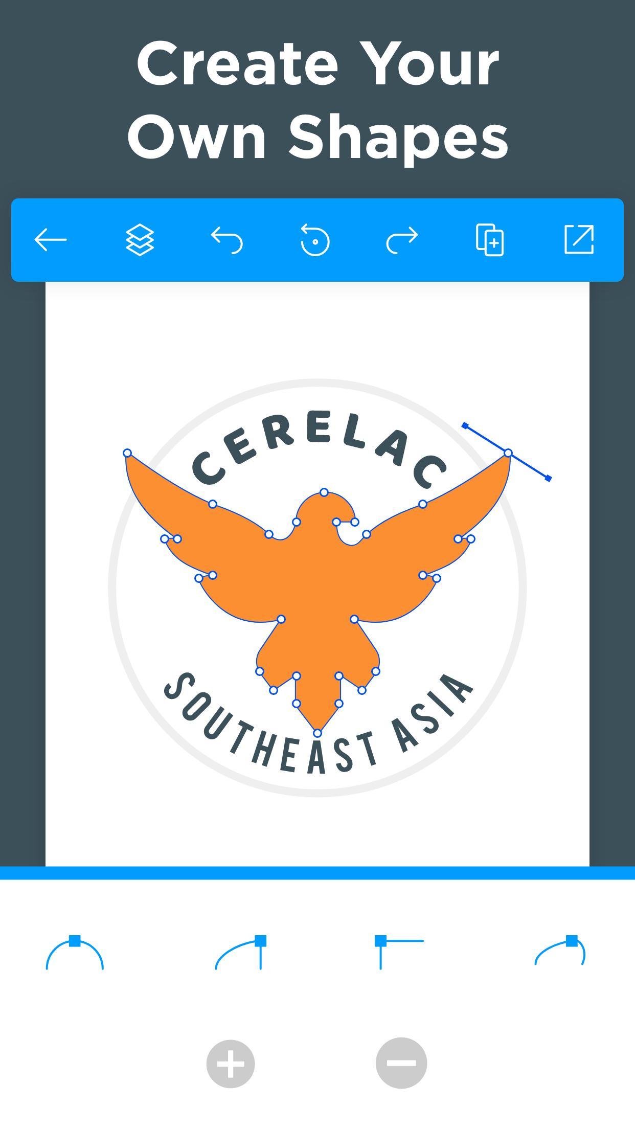 Logo Maker Free Graphic Design & Logo Templates 33.7 Screenshot 4