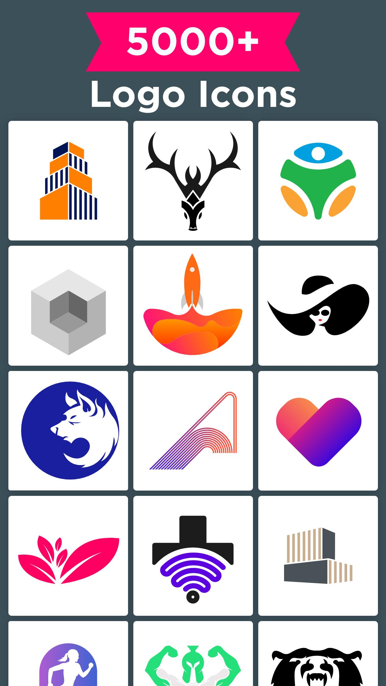 Logo Maker Free Graphic Design & Logo Templates 33.7 Screenshot 7