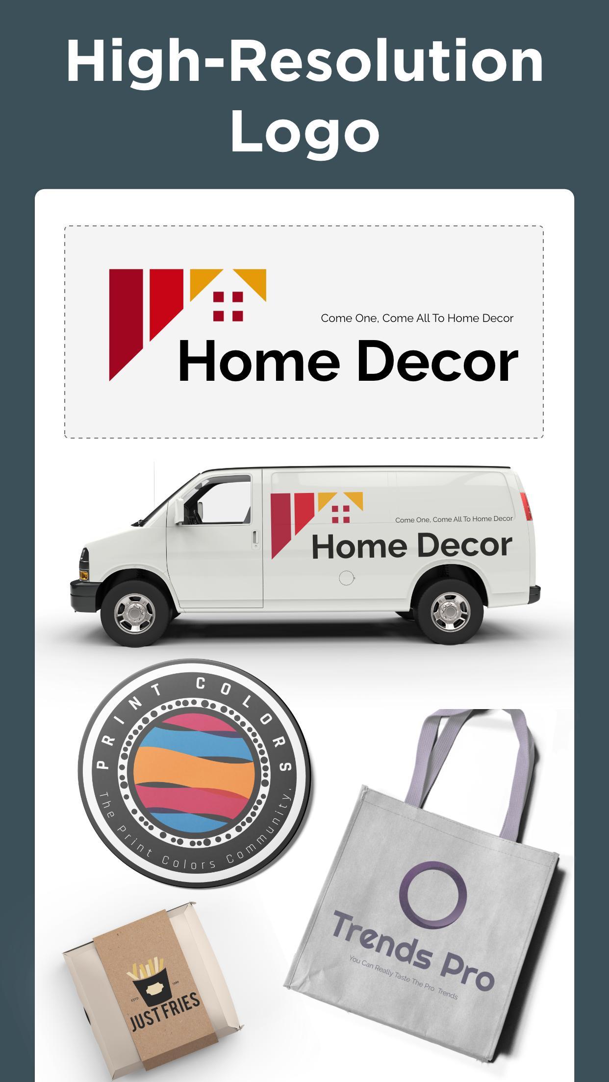 Logo Maker Free Graphic Design & Logo Templates 33.7 Screenshot 8