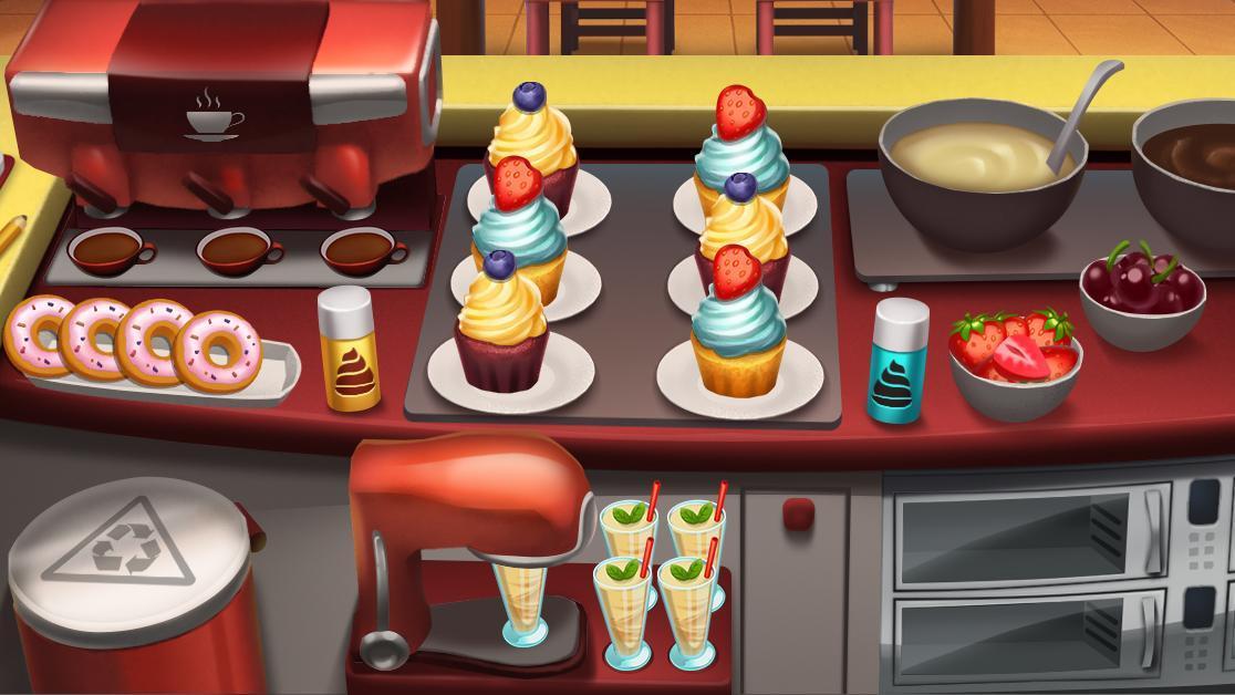 Cooking Games Craze - Food Restaurant Chef Fever 1.50 Screenshot 1
