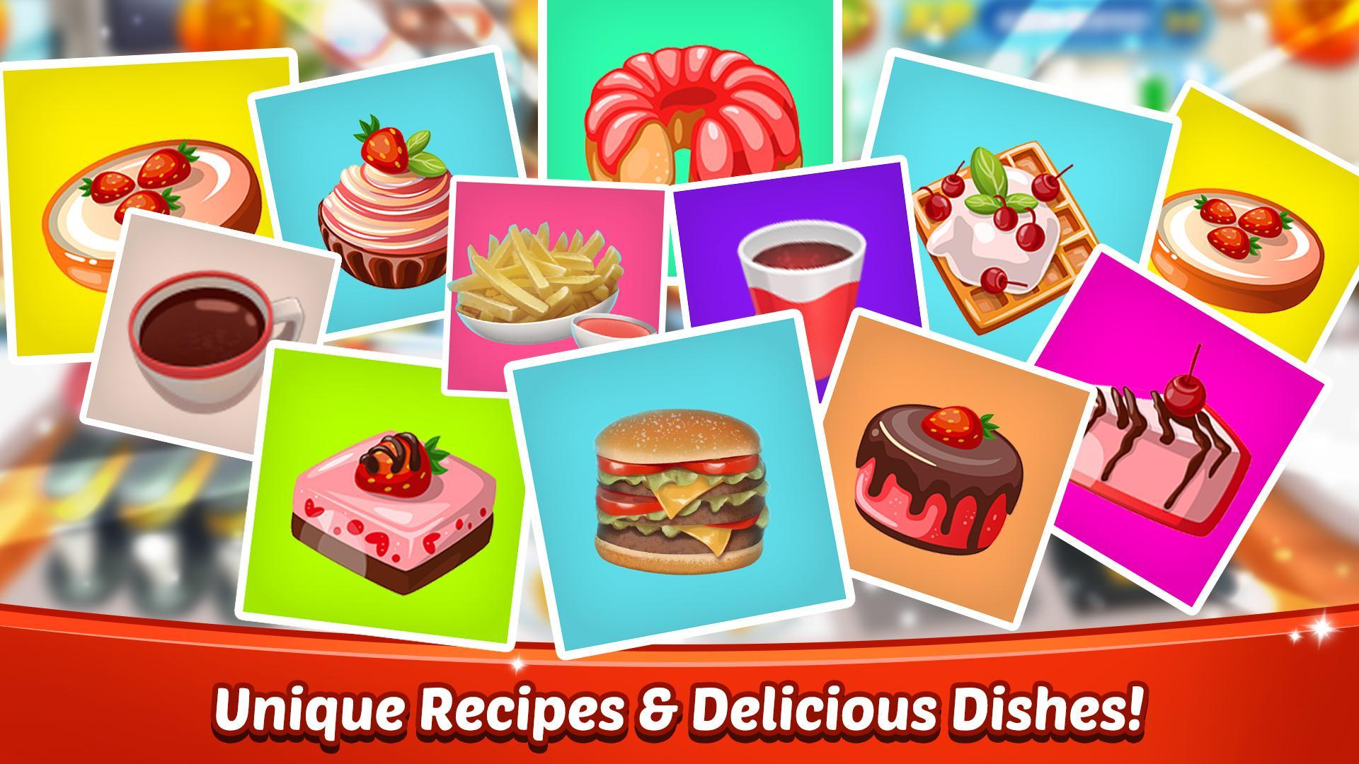 Cooking Games Craze - Food Restaurant Chef Fever 1.50 Screenshot 2