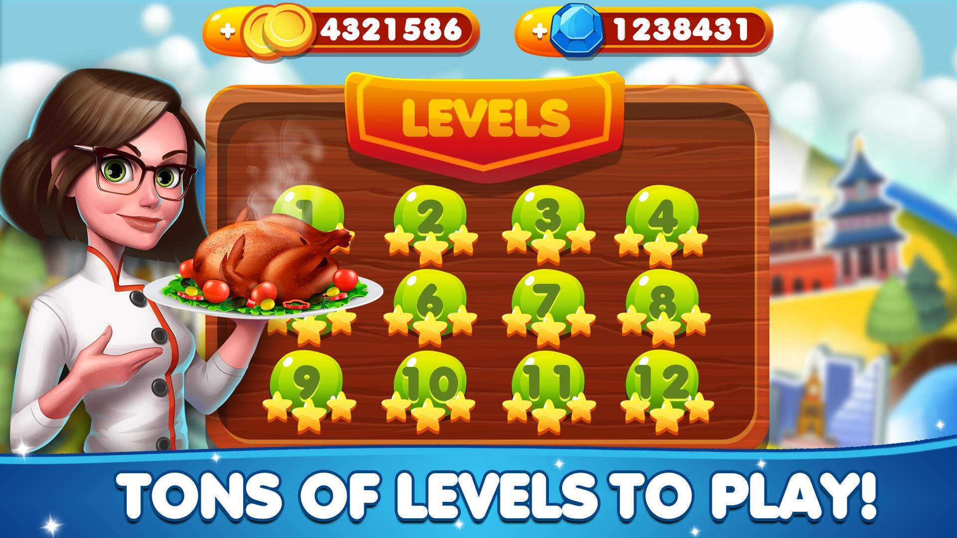 Cooking Games Craze - Food Restaurant Chef Fever 1.50 Screenshot 5