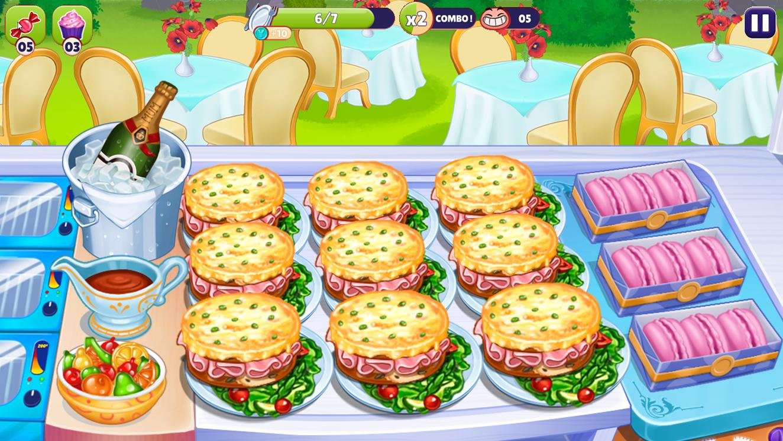 Cooking Fantasy Cooking Games 2020 1.1.4 Screenshot 1