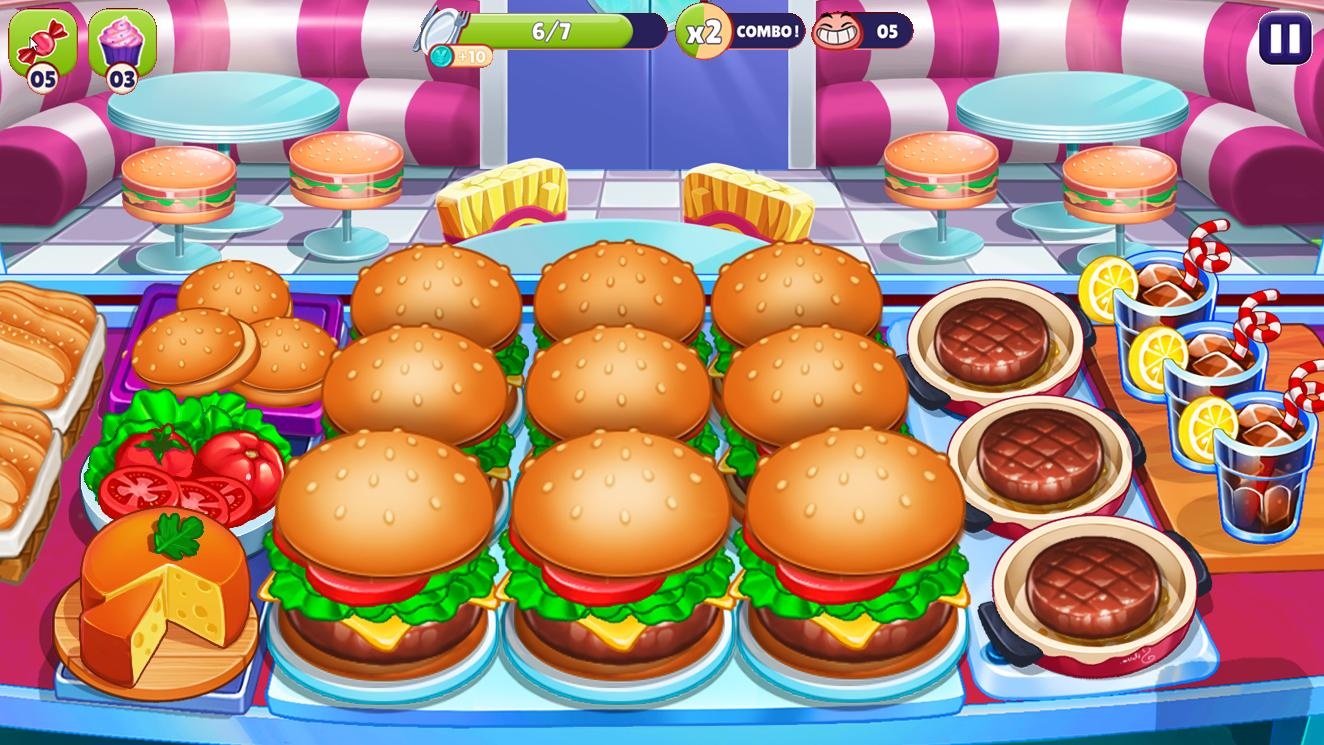 Cooking Fantasy Cooking Games 2020 1.1.4 Screenshot 16