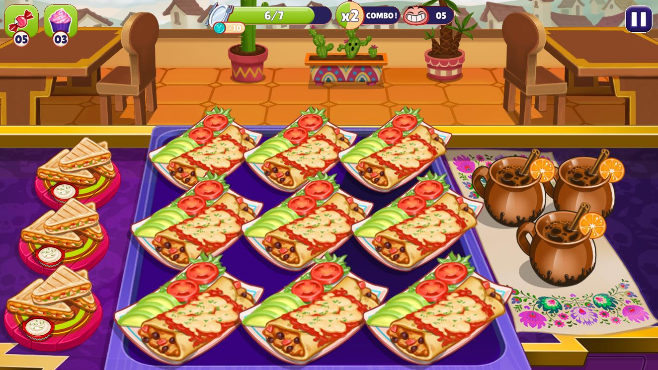 Cooking Fantasy Cooking Games 2020 1.1.4 Screenshot 4