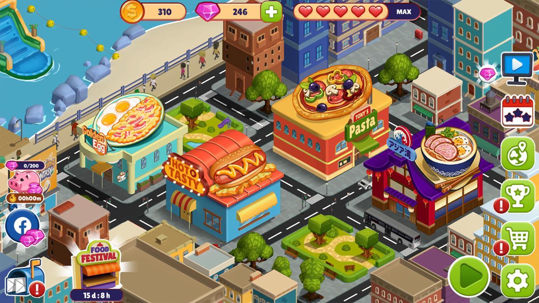 Cooking Fantasy Cooking Games 2020 1.1.4 Screenshot 5