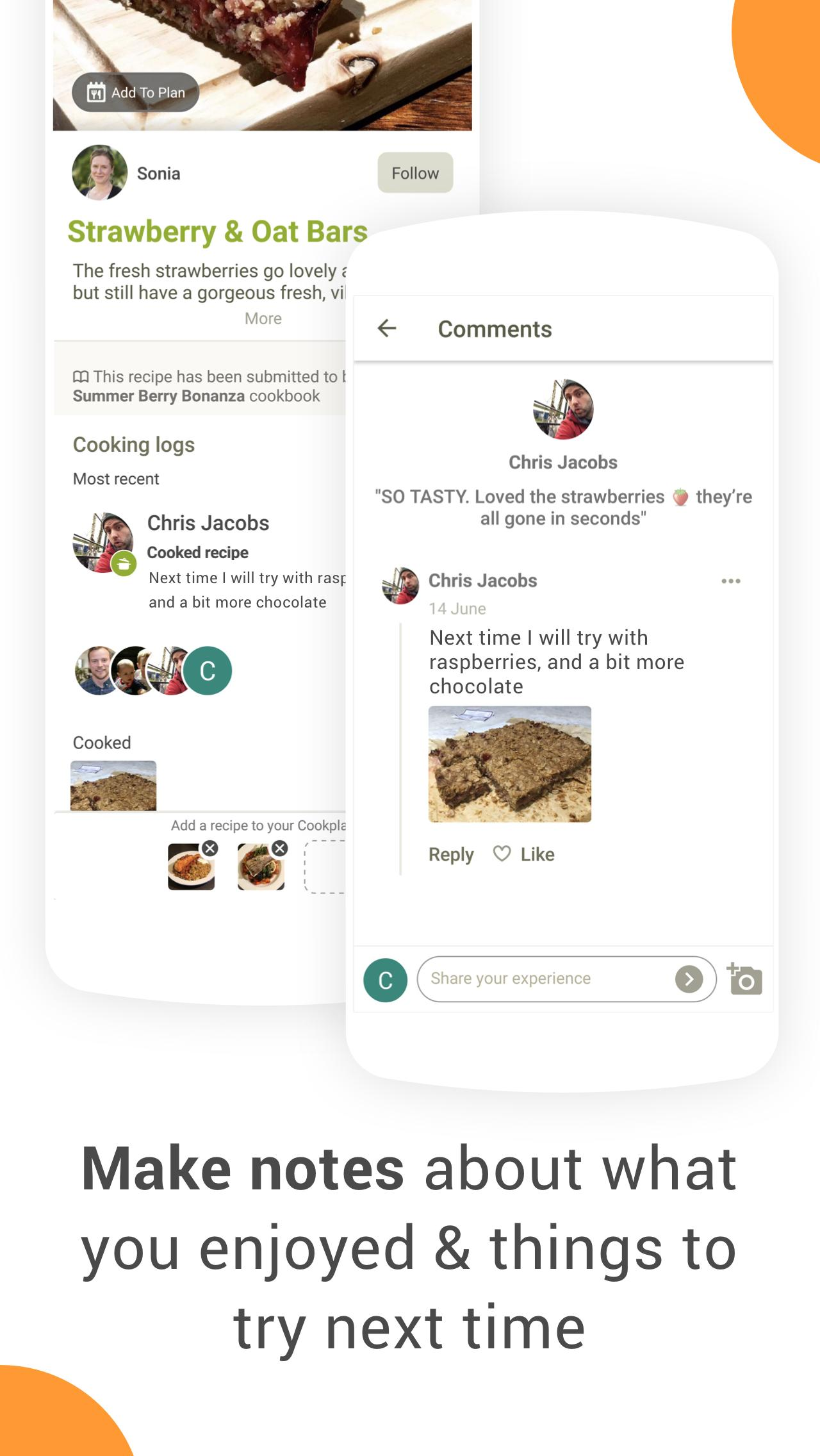 Cookpad Create your own Recipes 2.126.2.0-android Screenshot 4