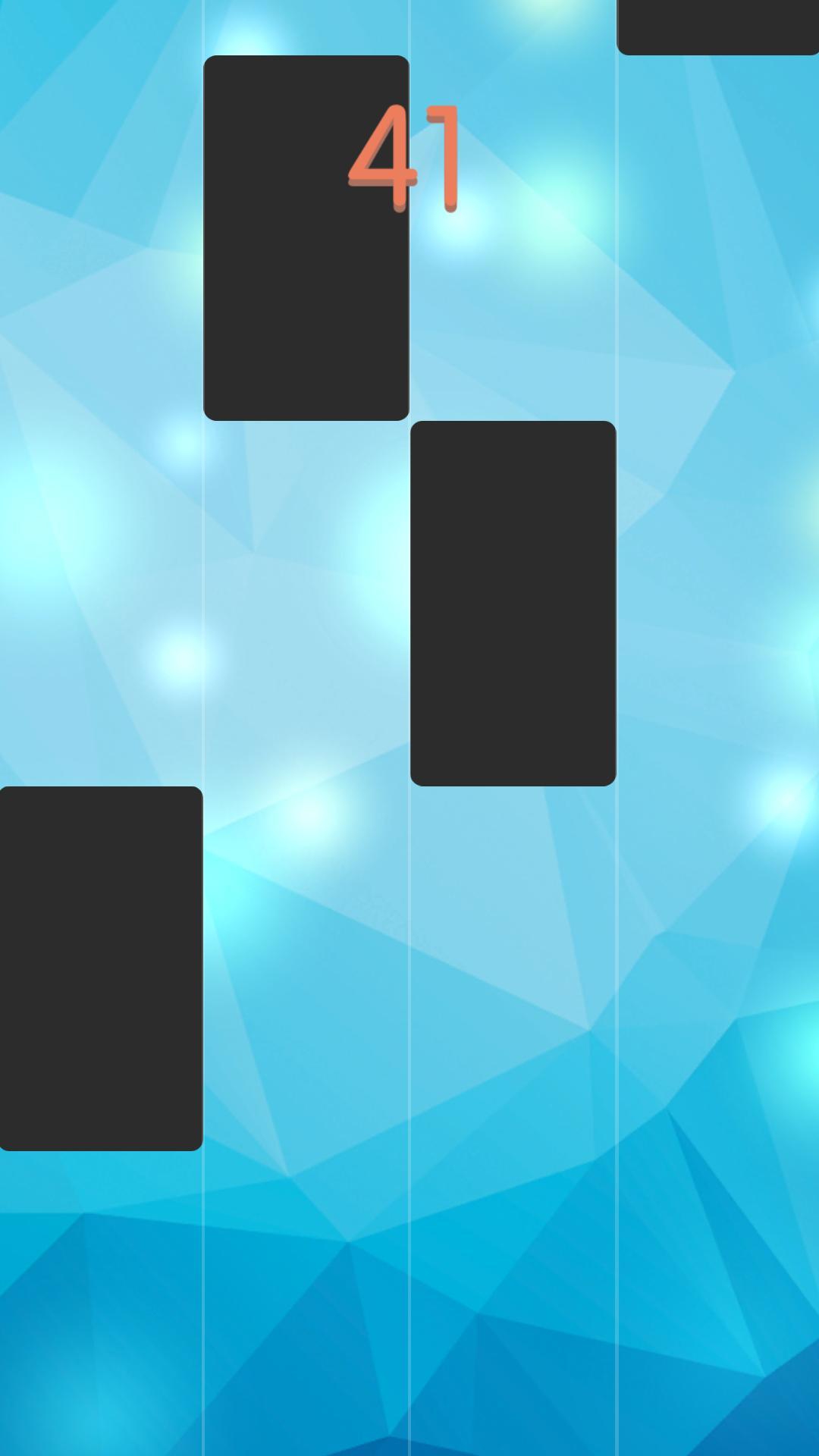 """The Lazy Song"" - Piano Keys 1.0 Screenshot 1"