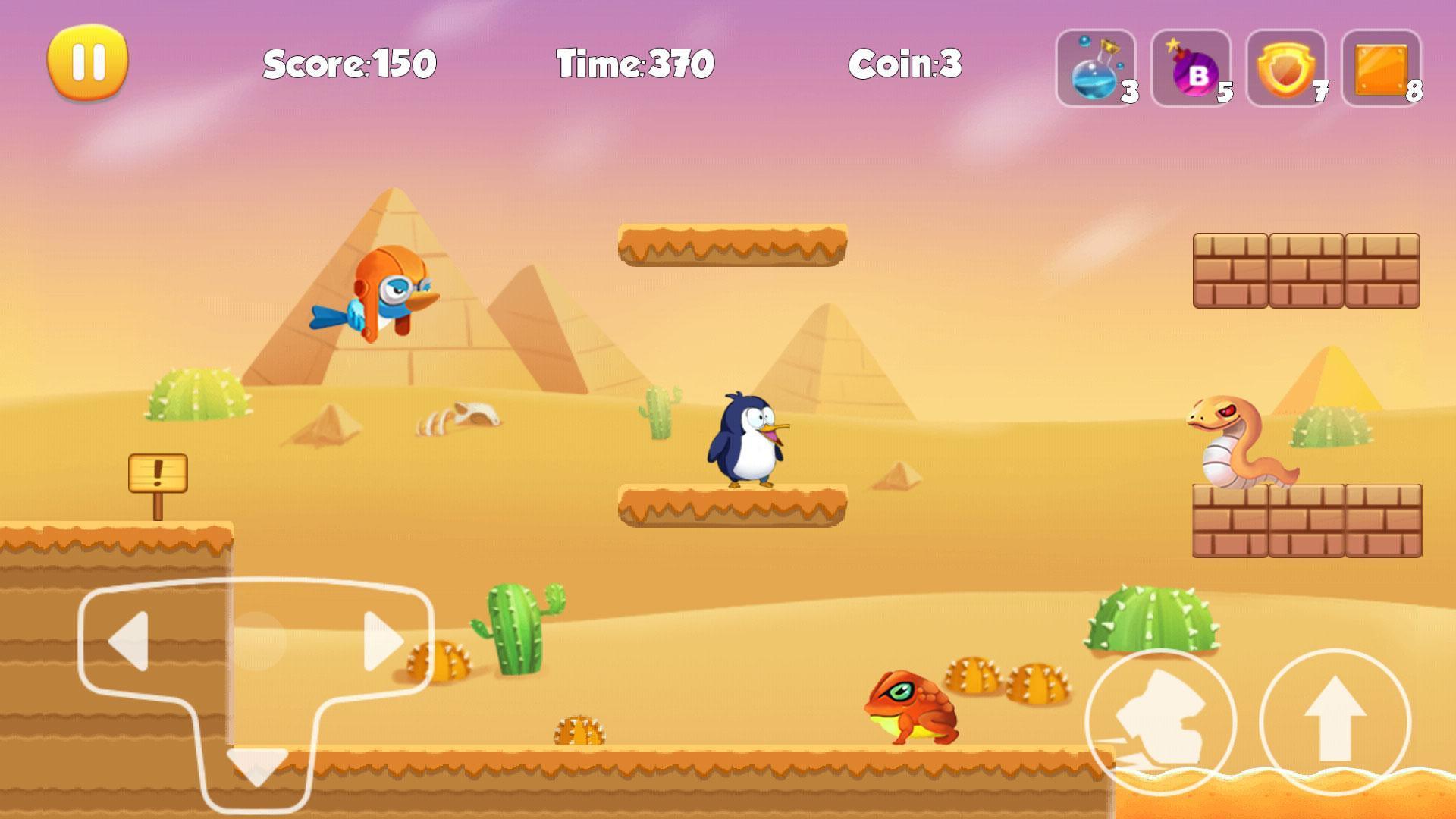 Penguin Run 1.6.3 Screenshot 14