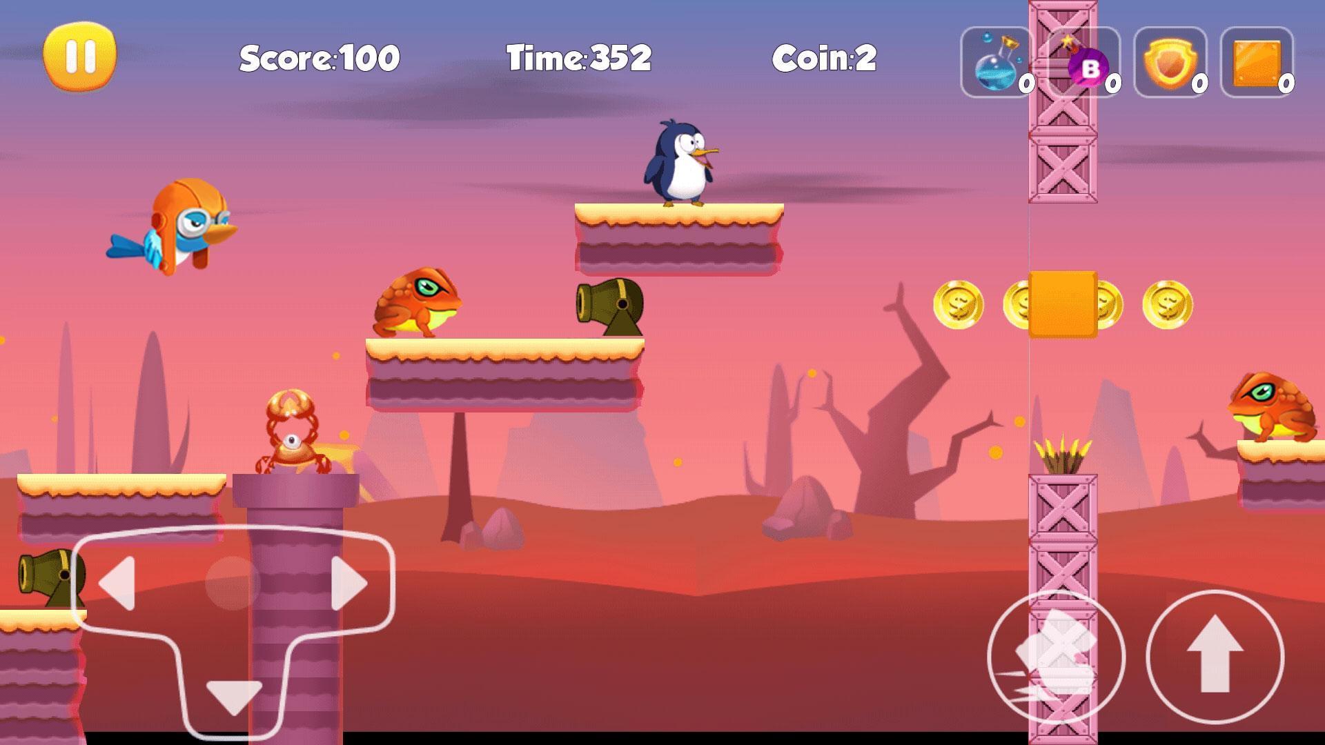 Penguin Run 1.6.3 Screenshot 19