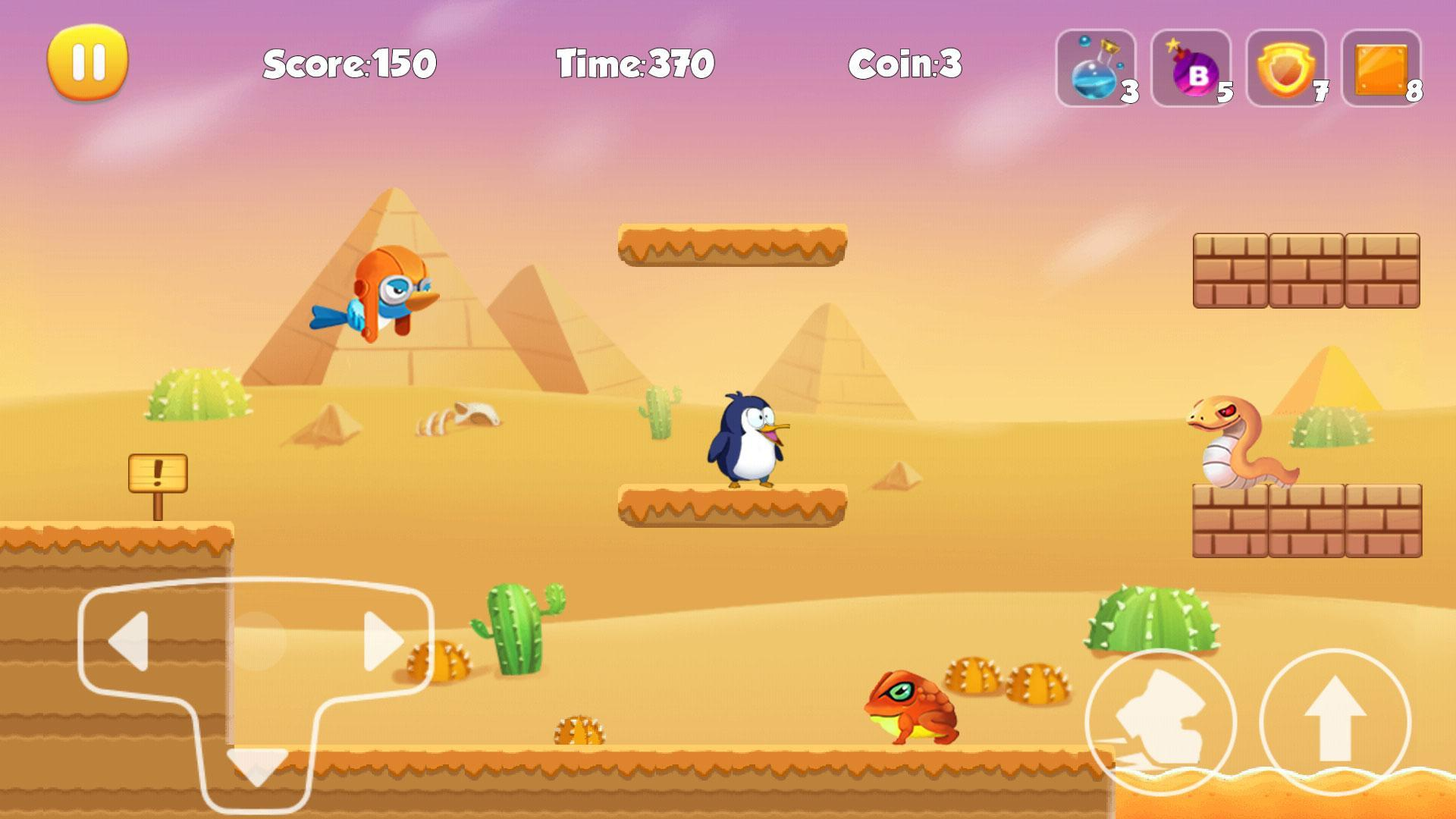 Penguin Run 1.6.3 Screenshot 21