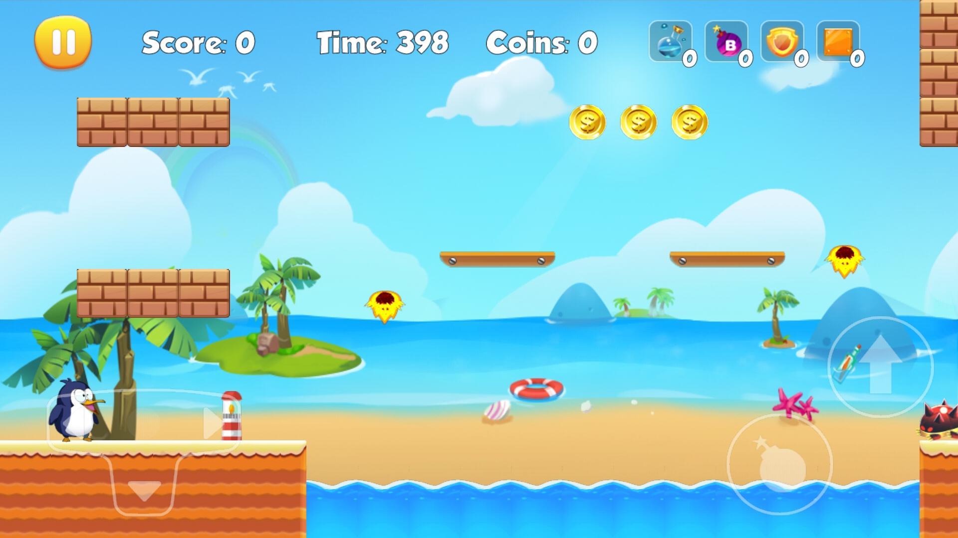 Penguin Run 1.6.3 Screenshot 3