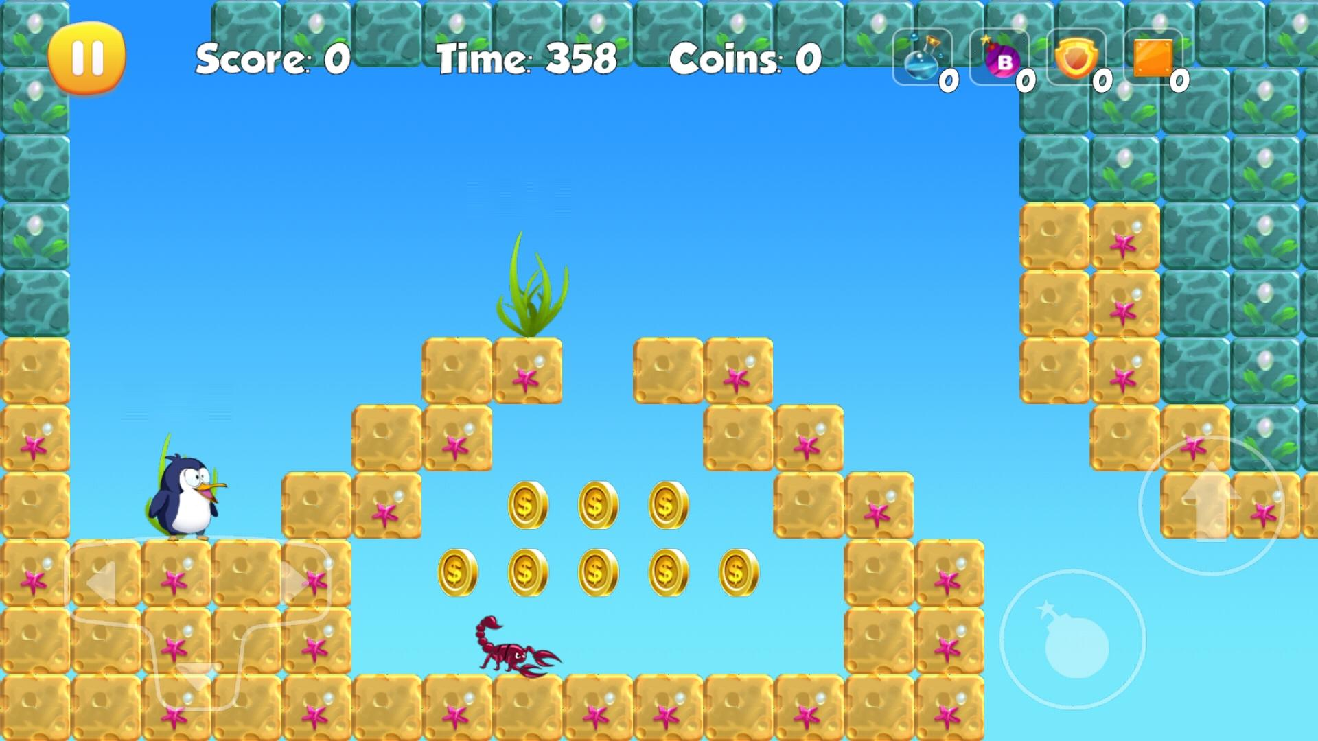 Penguin Run 1.6.3 Screenshot 4
