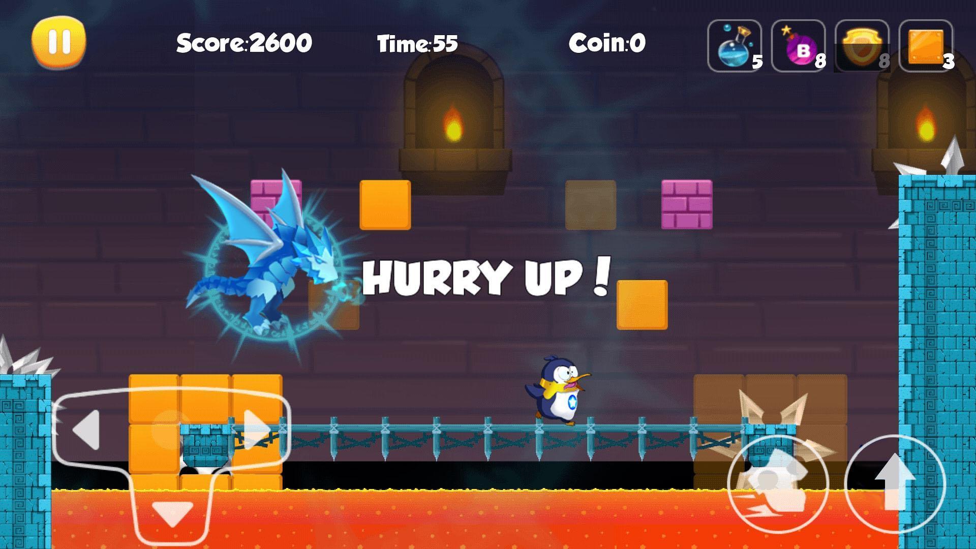 Penguin Run 1.6.3 Screenshot 5