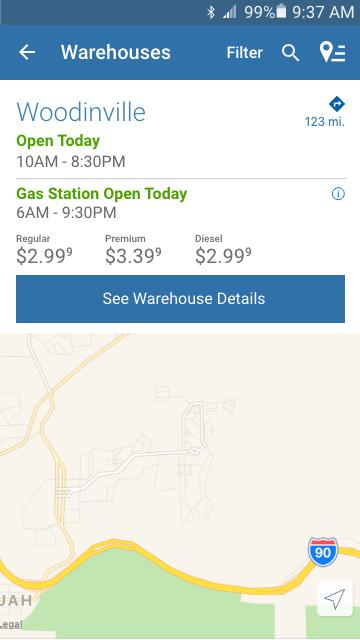Costco Wholesale 4.3.2 Screenshot 2