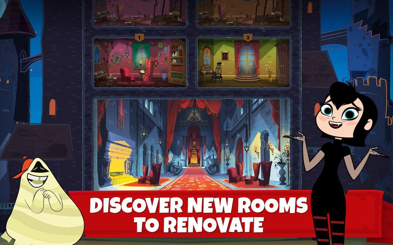Hotel Transylvania Adventures - Run, Jump, Build! 1.4.0 Screenshot 6