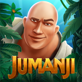 Jumanji Epic Run app icon