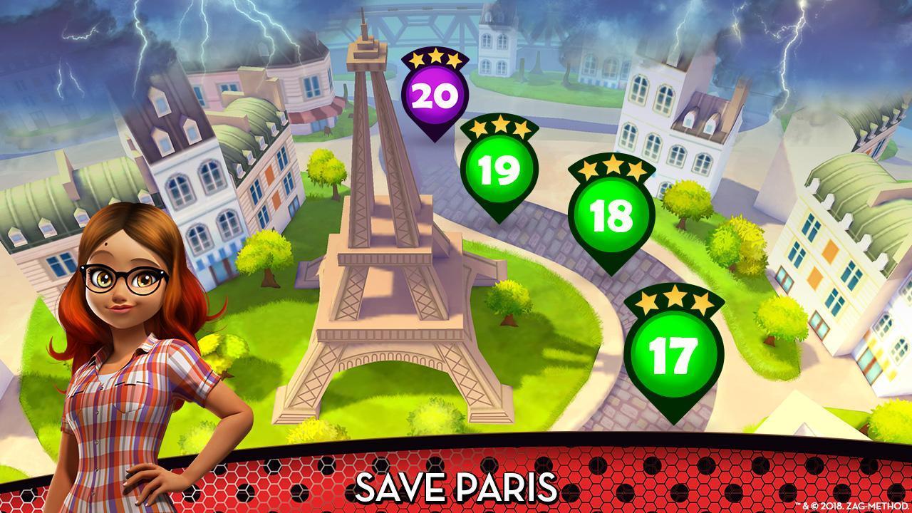Miraculous Ladybug & Cat Noir 4.8.20 Screenshot 16
