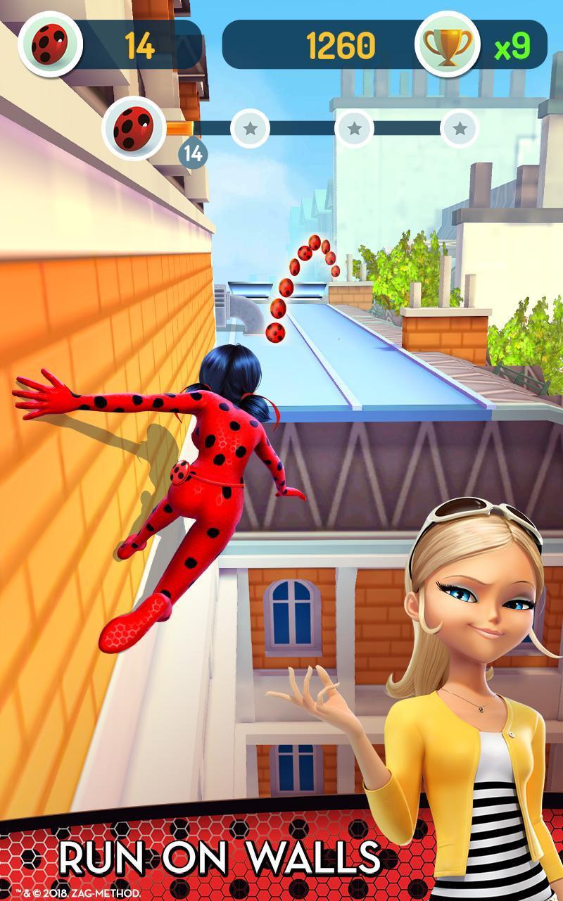 Miraculous Ladybug & Cat Noir 4.8.20 Screenshot 3