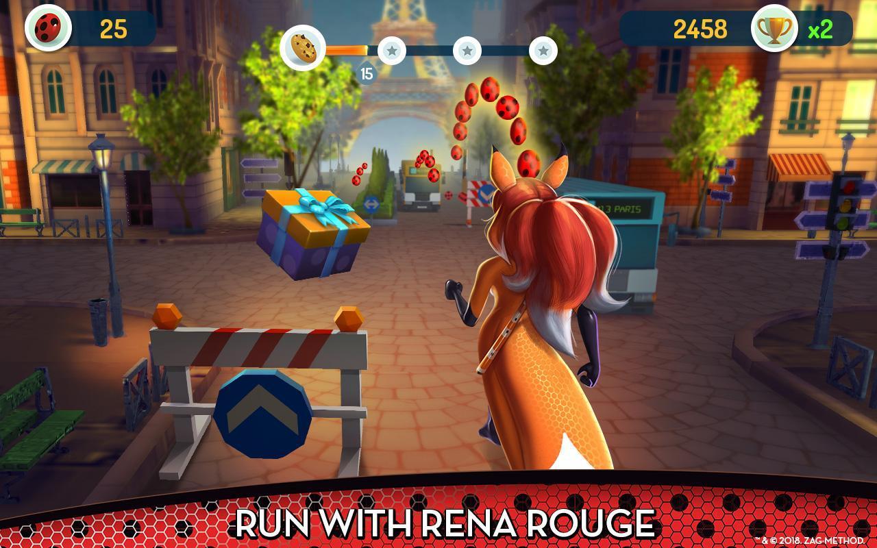 Miraculous Ladybug & Cat Noir 4.8.20 Screenshot 6