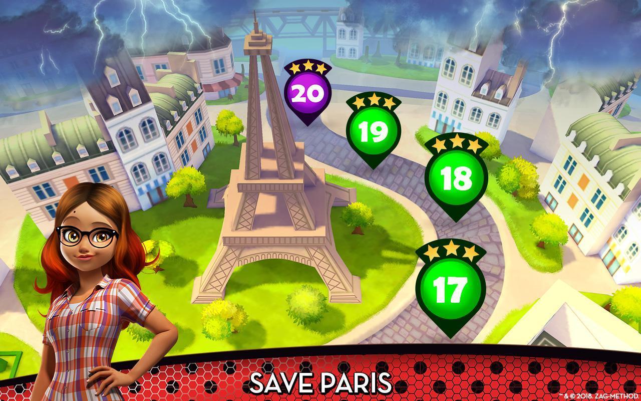 Miraculous Ladybug & Cat Noir 4.8.20 Screenshot 8