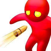 Bullet Man 3D app icon