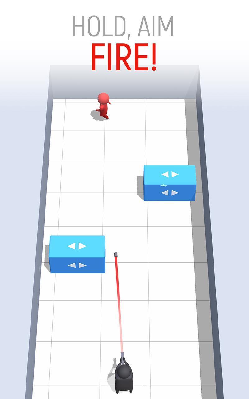 Bullet Man 3D 1.2.2 Screenshot 1