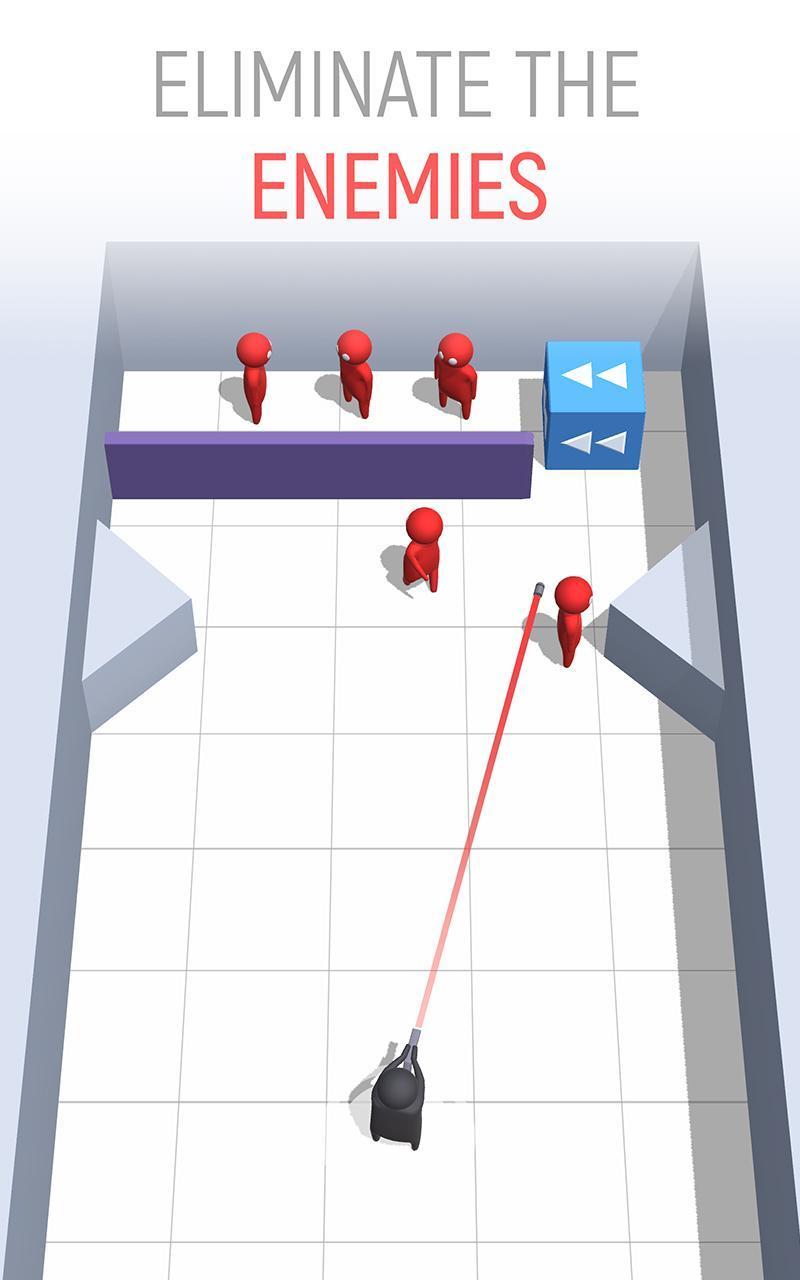 Bullet Man 3D 1.2.2 Screenshot 3