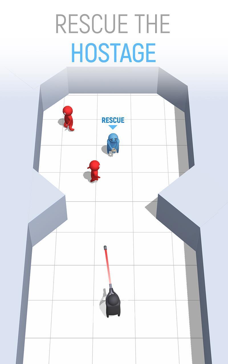 Bullet Man 3D 1.2.2 Screenshot 4