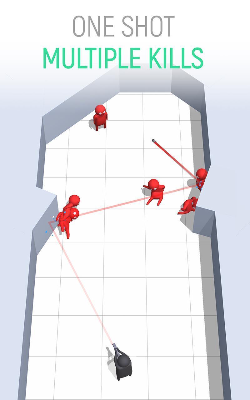 Bullet Man 3D 1.2.2 Screenshot 5