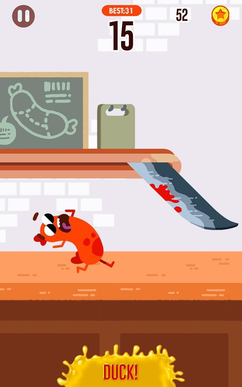 Run Sausage Run! 1.22.5 Screenshot 1
