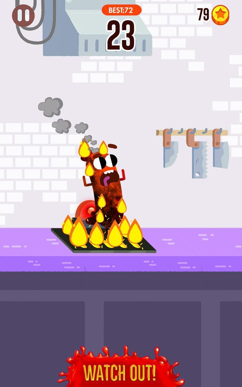 Run Sausage Run! 1.22.5 Screenshot 2