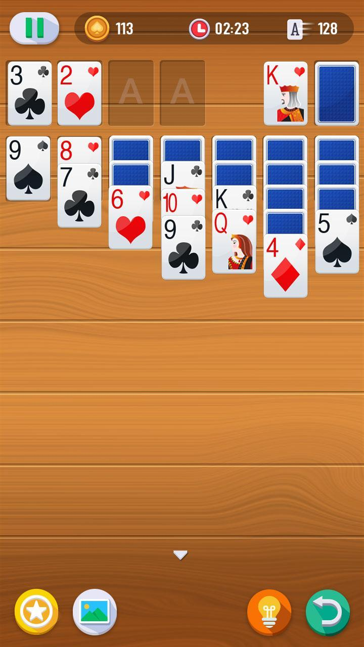 Solitaire 1.11.207 Screenshot 4