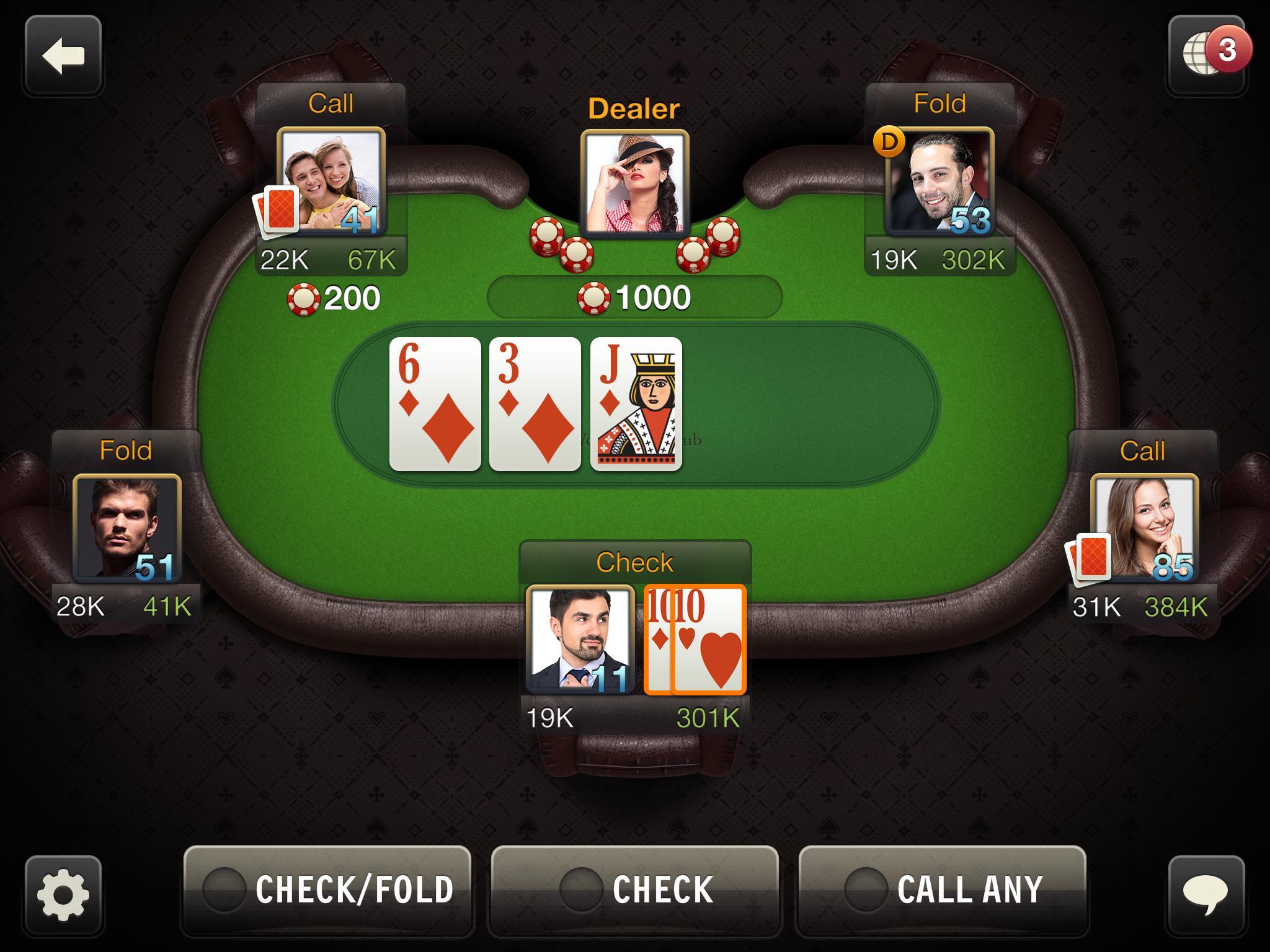 World Poker Club 1.148 Screenshot 10