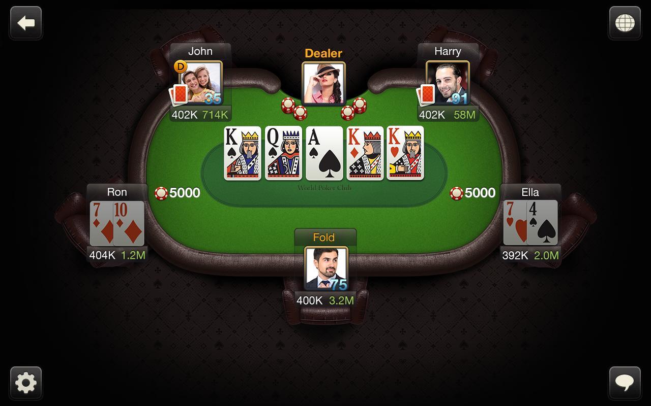 World Poker Club 1.148 Screenshot 15