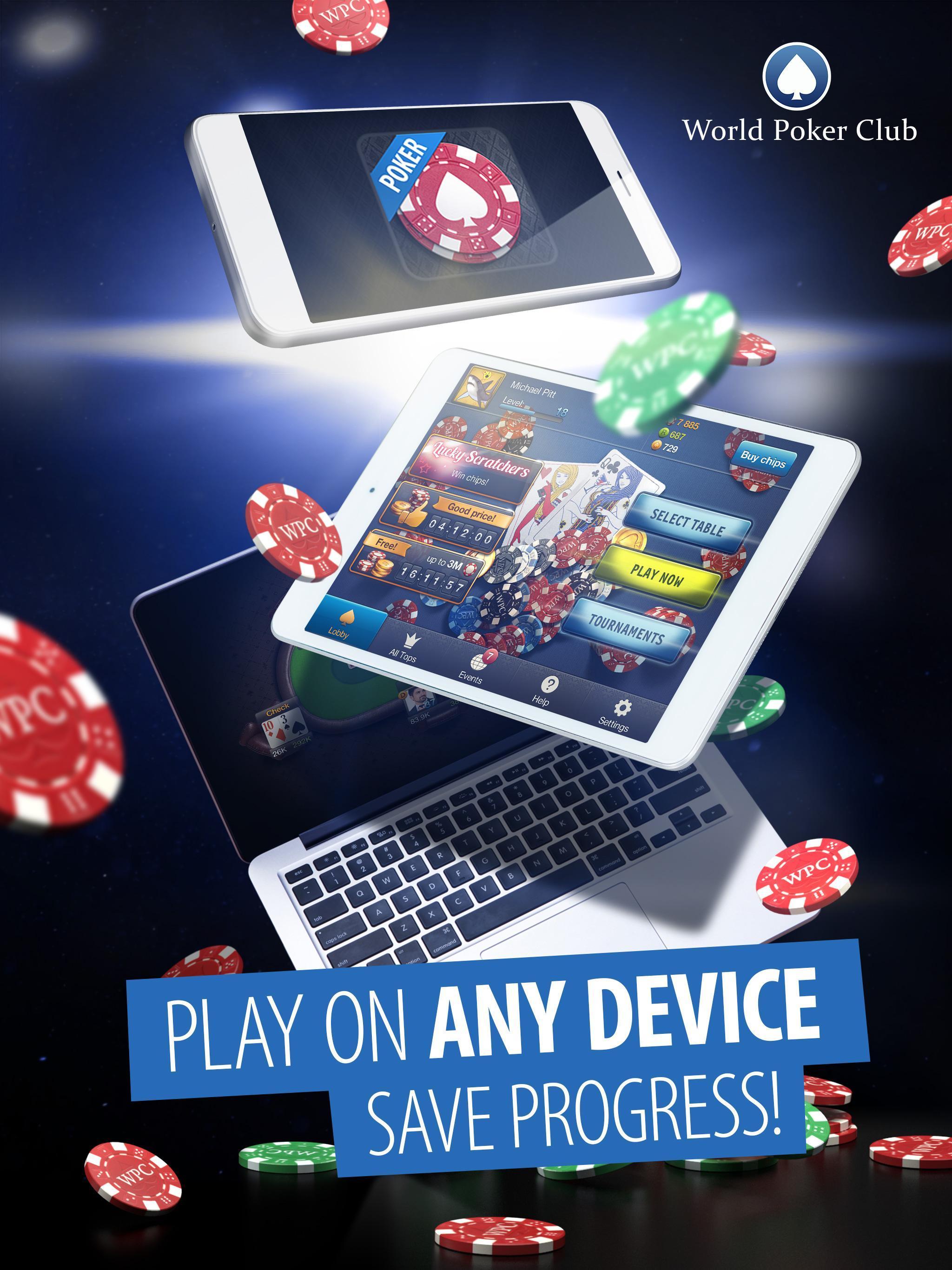 World Poker Club 1.148 Screenshot 2