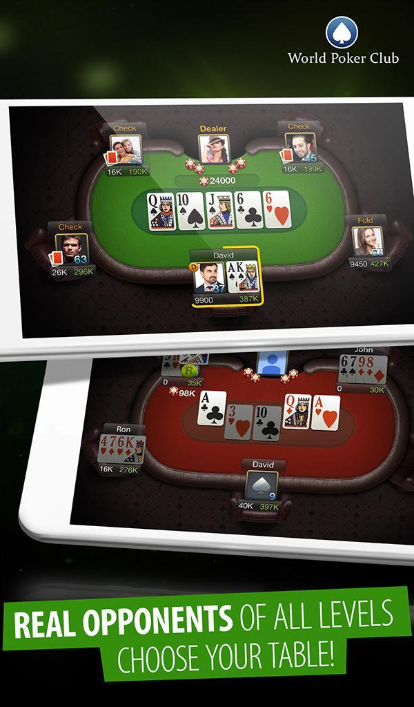 World Poker Club 1.148 Screenshot 9